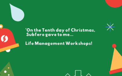 'On the tenth day of Christmas, Subfero gave to me…