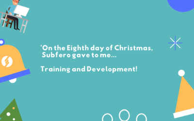 'On the eighth day of Christmas, Subfero gave to me…